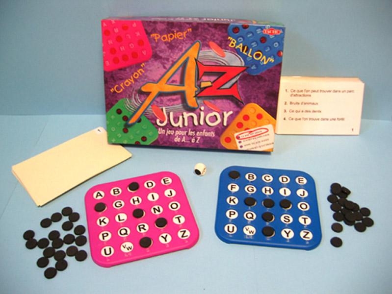 Image de présentation du jeu A-Z-junior-186  - cliquez pour agrandir