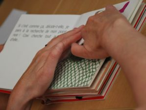 Atelier de livres tactiles