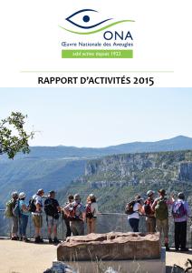 Rapport d'activités 2015 - PDF