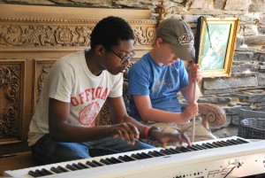 Jessie et Jules piano
