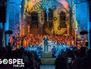 Gospel For Life, le 7 décembre à Nivelles !